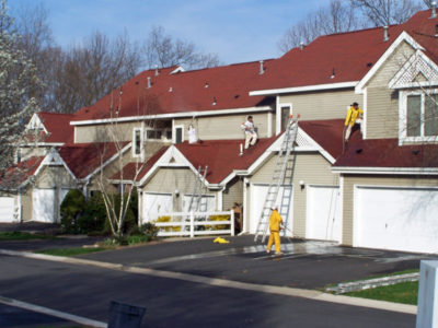 HOA And Condominiums Pressure Washing Projects Gallery